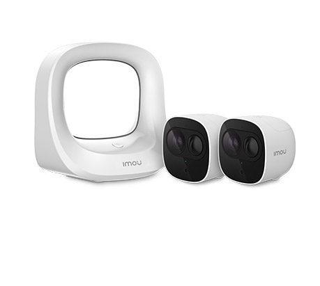 IMOU Cell Pro 1 Hub + 2 camera